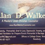 Alan D Walker